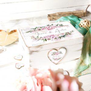 Love Confession - cutie personalizata amintiri